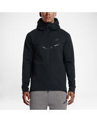 e44297662ce2 Nike - Sportswear Tech Fleece Windrunner Men s Hoodie - Lyst