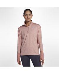 Nike - Element Half-zip Running Top - Lyst