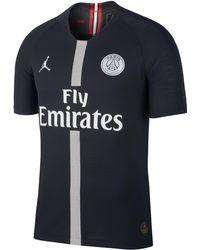 Nike - 2018/19 Paris Saint-germain Vapor Match Third Football Shirt - Lyst