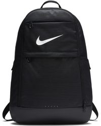 40378d1568d ... Just Do It Mini Backpack cheap for discount 6fbb8 45b49  Nike - Brasilia  Training Backpack (extra Large) - Lyst wholesale dealer 260da 2eb25 ...