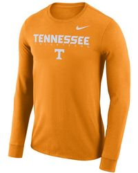 b997336cbcd3 Lyst - Nike College Modern Crew (tennessee) Men s Shirt in Gray for Men