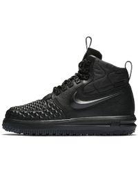 a891c2deda5a2 Nike - Lunar Force 1 Duckboot  17 Men s Shoe - Lyst