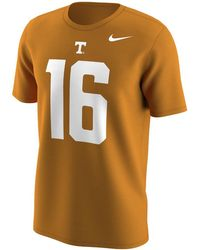 Nike - College Name And Number (tennessee   Peyton Manning) Men s T-shirt 7dd0e1ac5