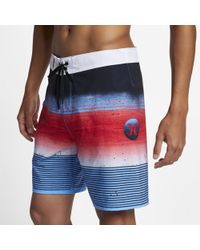 Nike - Boardshort Hurley Phantom Overspray 46 cm pour Homme - Lyst