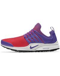 Nike - Air Presto Id Women s Shoe - Lyst 7047038c2