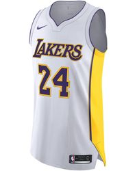 Nike - Kobe Bryant Association Edition Authentic (los Angeles Lakers) Nba  Connected Jersey - 663cfaa63