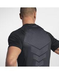 Nike - Haut de trainingà manches courtes Pro HyperCool pour Homme - Lyst