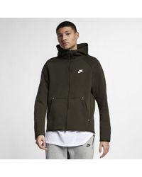 Nike - Sportswear Tech Fleece Full-zip Hoodie - Lyst