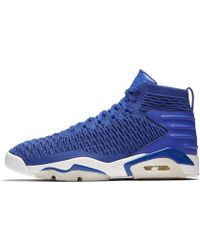 b95114ea892b Nike   s Jordan Flyknit Elevation 23 Basketball Shoes in Red for Men ...