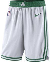 Nike - Boston Celtics Association Edition Swingman NBA-Shorts für Herren - Lyst