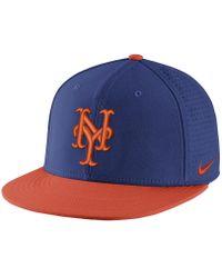 be7fa50b Lyst - Nike Futura True 2 Snapback Hat (blue) in Blue for Men