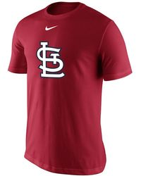 Nike - Logo Legend (mlb Cardinals) Men's T-shirt - Lyst