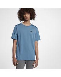 Nike - Sportswear Bonded Men's Short Sleeve Top - Lyst