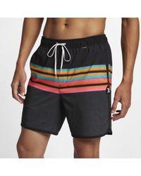 Nike - Boardshort Hurley Phantom Zen Volley 43 cm pour Homme - Lyst