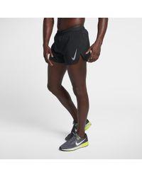 "Nike - Vaporknit Men's 4"" Lined Running Shorts - Lyst"