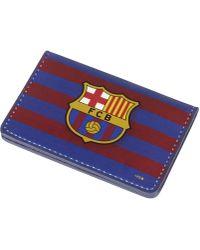 Nike - Fc Barcelona Card Case - Lyst