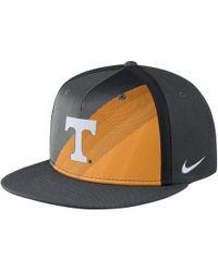 22305138d Lyst - Nike College True Champ (georgia) Adjustable Hat (black) in ...