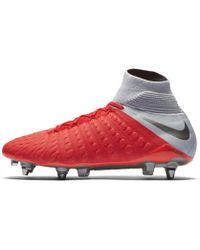 Nike - Hypervenom 3 Elite Dynamic Fit Sg-pro Soft-ground Pro Football Boot - Lyst