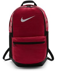 fd9ad37389 Nike - Brasilia (medium) Training Backpack (pink) - Clearance Sale - Lyst