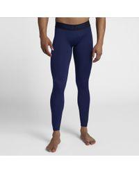9a2e3cb12c56 Nike Pro Dri-fit Tights in Black for Men - Lyst