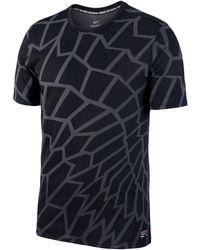 Nike - Tee-shirt de football imprimé F.C. Dri-FIT pour Homme - Lyst