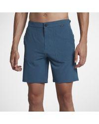 """Nike - Shorts da surf 18""""Hurley Phantom Coastline - Lyst"""