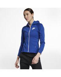 1a22c54662ac Nike - Sportswear Tech Fleece Windrunner Full-zip Hoodie - Lyst
