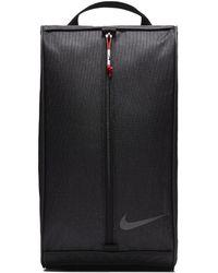 a77b284640 Nike - Sport Golf Shoe Tote (black) - Lyst