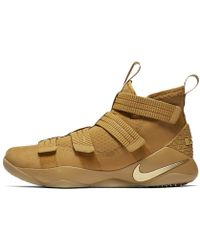 53e7d19abc18 Lyst - Nike Zoom Lebron Soldier 9 Premium Men s Basketball Shoe in ...