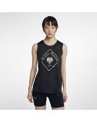 06932886499a17 Nike - Gyakusou Dri-fit Women s Tank Top - Lyst