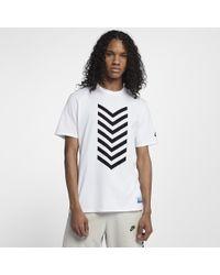 d1a22b7aad22 Lyst - Nike X Off-white Men s T-shirt in White for Men