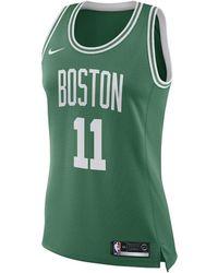 Nike - Kyrie Irving Icon Edition Swingman (boston Celtics) Nba Connected Jersey - Lyst