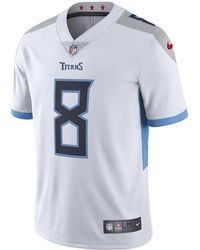 e7b5a2cd Lyst - Nike Nfl Tennessee Titans (marcus Mariota) Men's Football ...