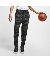0be7f0cad174 Nike - Jordan Jumpman Camo Fleece Trousers - Lyst