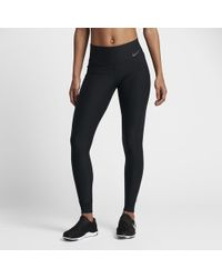 Nike - Power Legend Women's Training Tights - Lyst