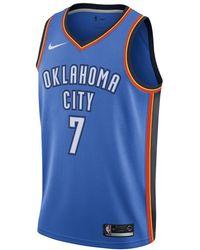 20a56178491e Nike - Carmelo Anthony Icon Edition Swingman Jersey (oklahoma City Thunder) Men s  Nba Connected