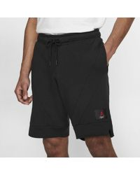 64f2c720a430 Lyst - Nike Air Jordan X Union Vault Flight Short in Black for Men