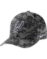 5113a194616 Nike - San Antonio Spurs City Edition Classic99 Nba Hat (grey) - Clearance  Sale