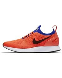2d2ba2b0db9c Lyst - Nike Air Zoom Mariah Flyknit Racer Men s Shoe in White for Men