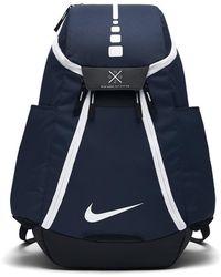 1dafe778aa Nike - Hoops Elite Max Air Team 2.0 Basketball Backpack (blue) - Lyst