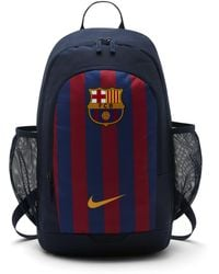 Nike - Sacà dos de football FC Barcelona Stadium - Lyst