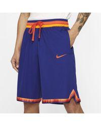 41cf92002b88 Nike Dri-fit Dna Men s Basketball Shorts in White for Men - Lyst