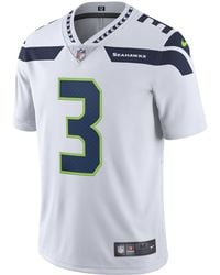 competitive price d66ee 29417 Lyst - Nike Nfl Seattle Seahawks (russell Wilson) Men's ...