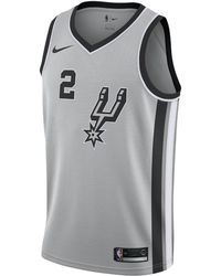 e6db60891e0 Nike - Kawhi Leonard Statement Edition Swingman Jersey (san Antonio Spurs)  Men's Nba Connected