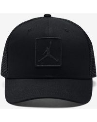 ea79e8e8cddf6 Lyst - Nike Jumpman Snapback Adjustable Hat in Black for Men