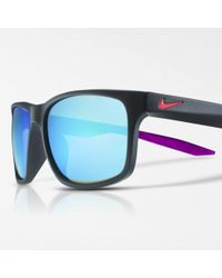 Nike - Essential Chaser Mirrored Sunglasses - Lyst