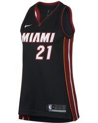 2a0dc5c05a659c Nike - Hassan Whiteside Icon Edition Swingman Jersey (miami Heat) Women s Nba  Connected Jersey