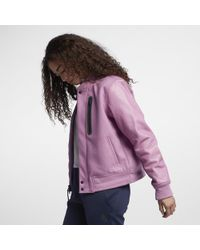 Nike - Lab Essentials Destroyer Women's Jacket - Lyst