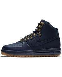 Nike - Duckboot Lunar Force 1'18 pour Homme - Lyst
