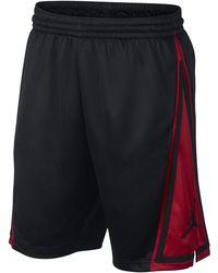 2269c6cac45 Nike Jordan Ultimate Flight Practice Basketball Shorts in Black for ...
